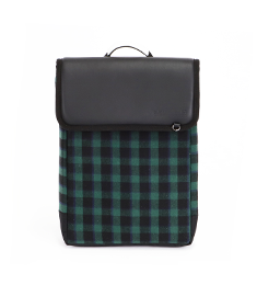 SPECIAL SLIM BACKPACK_CHECK 3COLOR